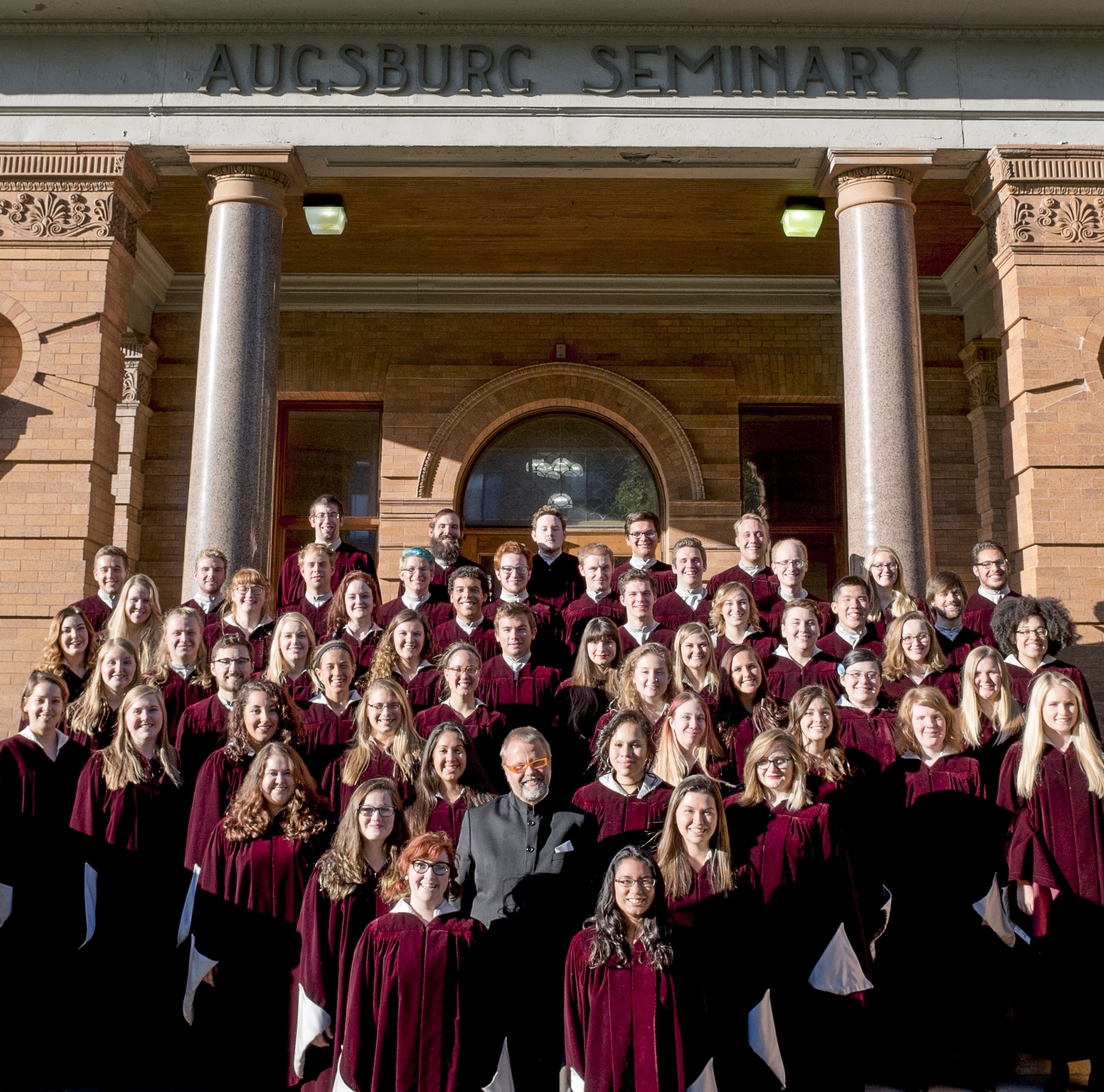 Augsburg Choir to Perform at St. Philip's Monday, May 2 at 7:00 pm Intro Photo