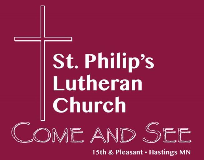 St. Philip's T-Shirts are available Intro Photo